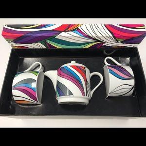 Paperchase Fine Porcelain Tea Set